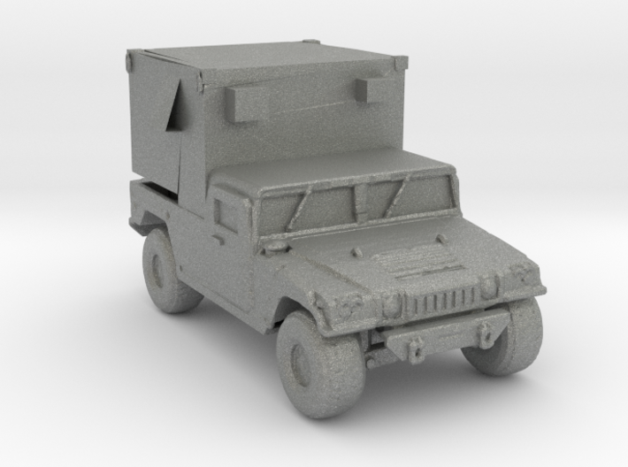 M1097A2 MSE 160 scale 3d printed