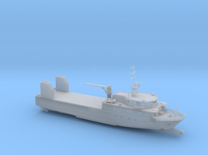 A61 Rmah (1:350, static model) 3d printed