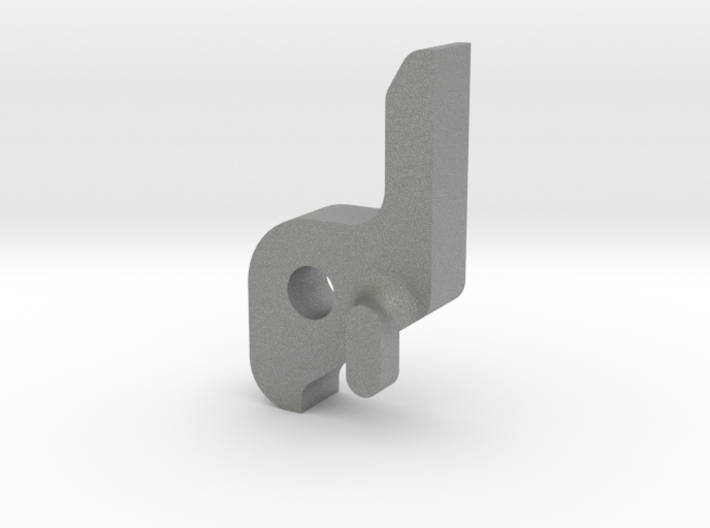 Ruger Mk2 bb holder lever replacement 3d printed