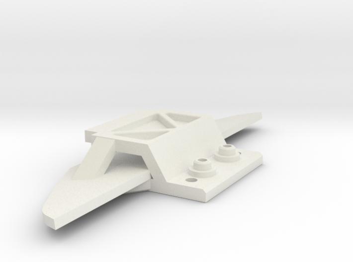Jomu Body Front für Stanard Achse 3d printed