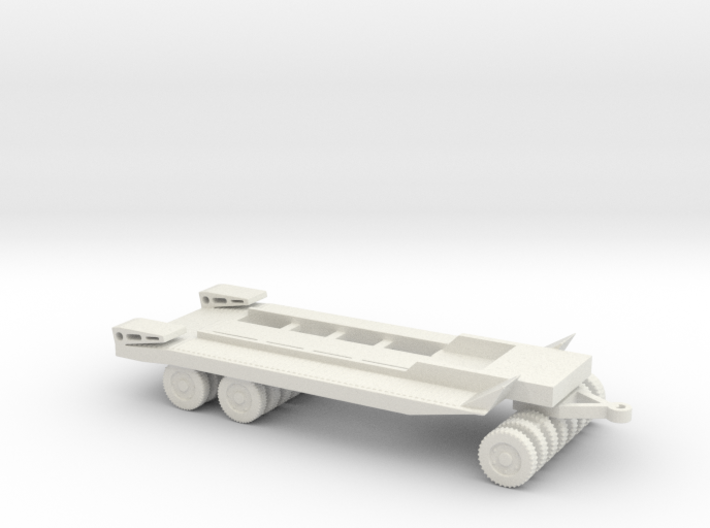 1/64 Scale M20 Trailer 3d printed
