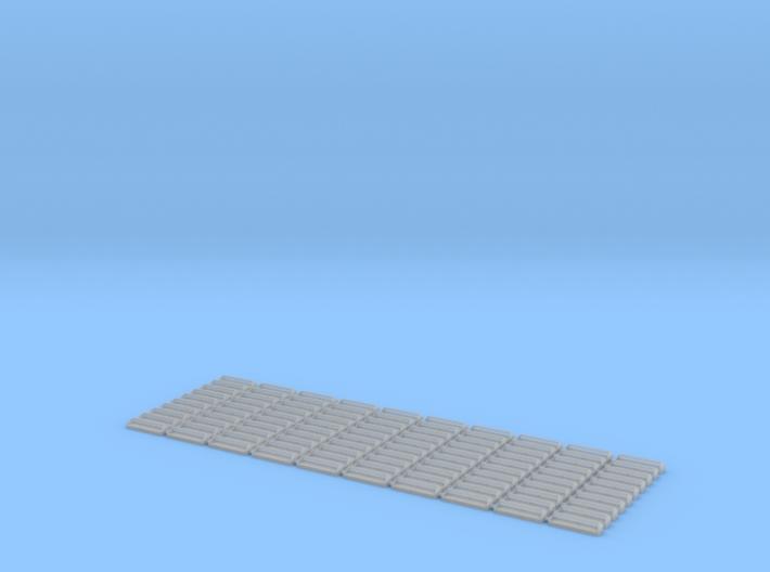 Lüfter teetrix (100x) 3d printed