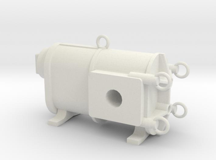 Huesker-Kloos-Pumpe 3d printed