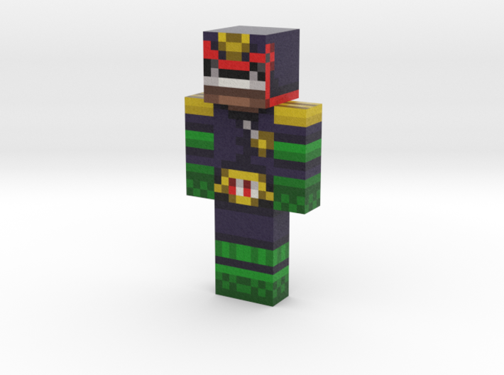 Thorgrin | Minecraft toy 3d printed
