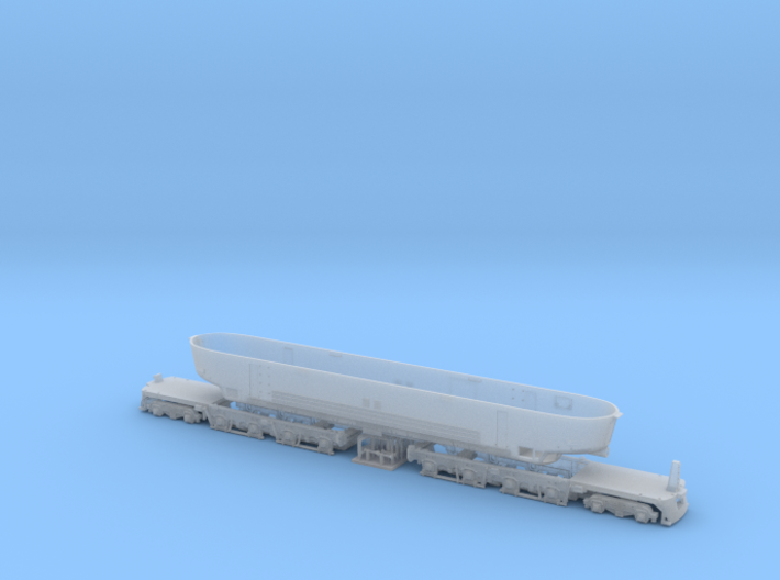 NScale EF4 Little Joe E78 (Rebuilt) Milwaukee  3d printed