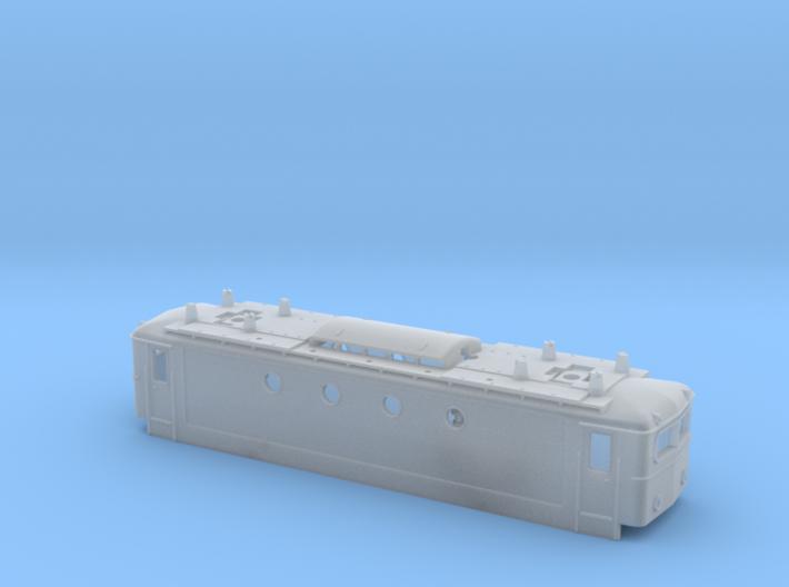 bb8100 z-spoor long 3d printed