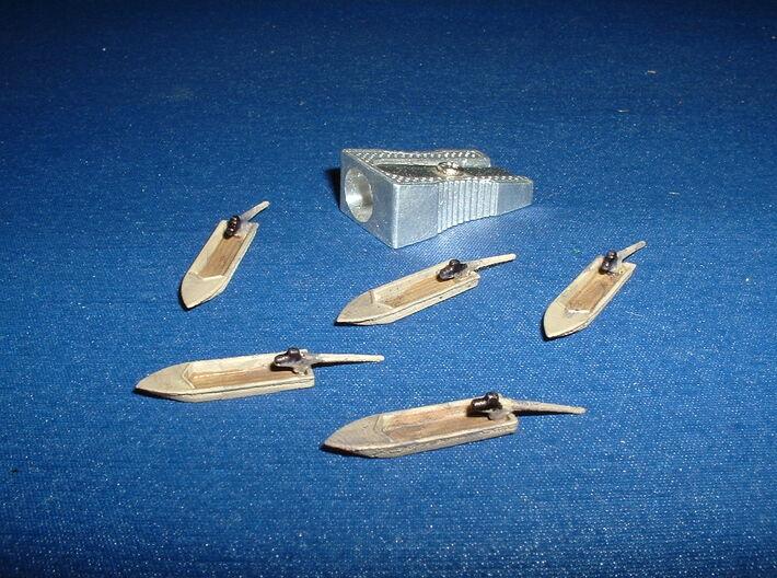 "German ""Sturmboot"" Assault Boat 1/285 6mm 3d printed"