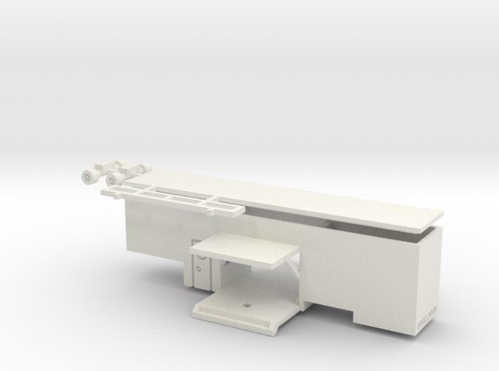 Auflieger Eingang für 1:160 (n scale) 3d printed