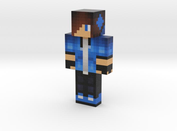 JDcraft68 | Minecraft toy 3d printed