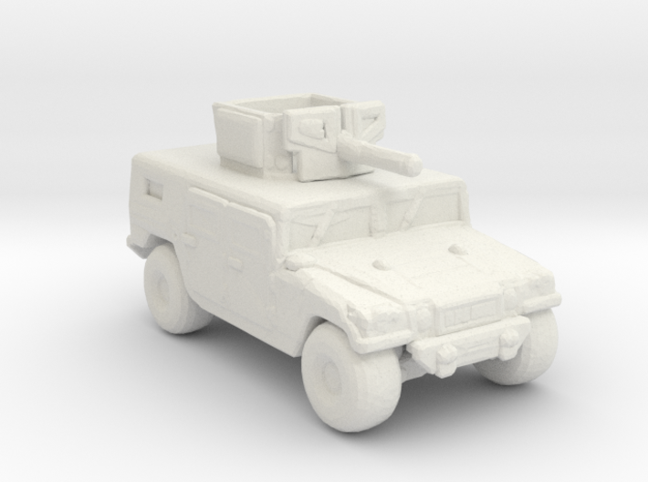 M1116 220 scale 3d printed