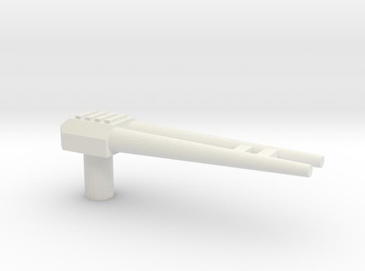 Project DoubleSpy Decepti-gun 3d printed
