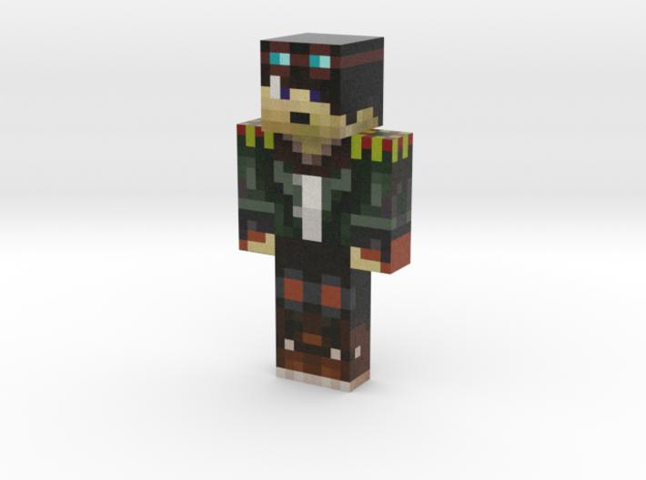 Ez_ | Minecraft toy 3d printed