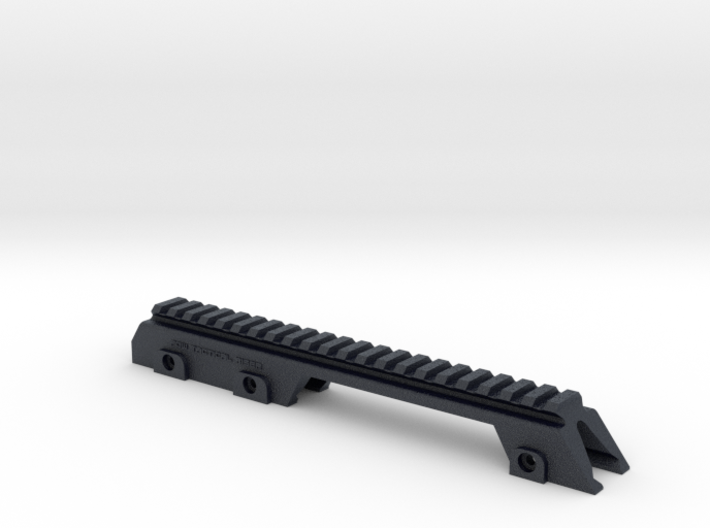 Micro G36 style Rail for picatinny airsoft replica 3d printed