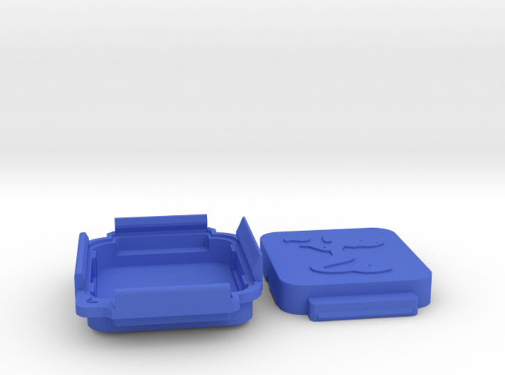 Finowall Marmaid - Protect the Finowatch watch 3d printed