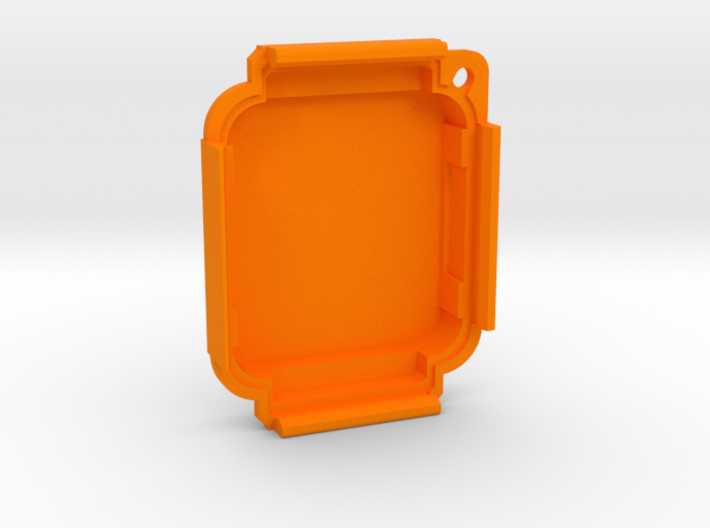 Finowall (only bottom side)- Protect the Finowatch 3d printed