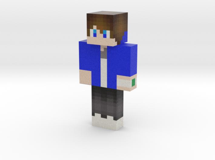 SkinseedSkin_1540291096765 | Minecraft toy 3d printed