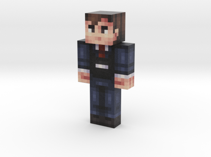 lmcalderon | Minecraft toy 3d printed