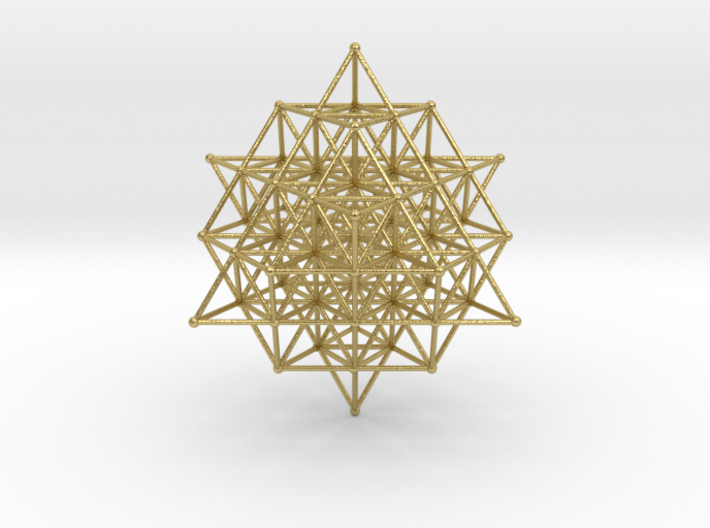64 Grid Tetrahedron 65x1 Mm 3d printed