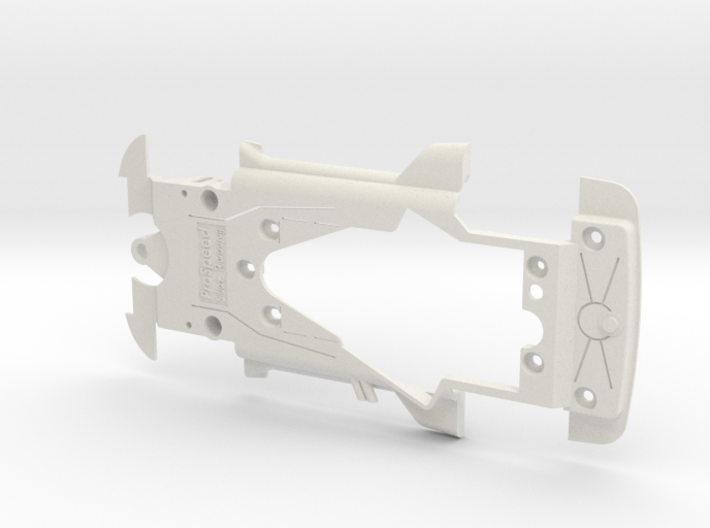 PSFY00201 Chassis for Fly BMW 3.5 CSL 3d printed
