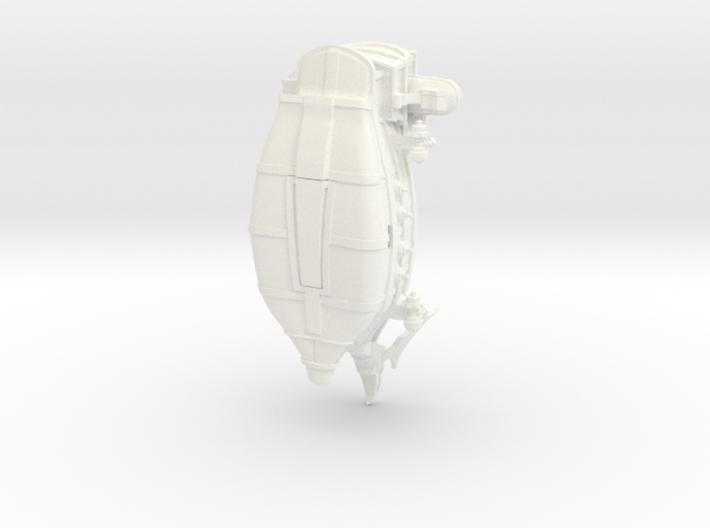 WOW Alliance Gunship Skybreaker (Part1/2) 3d printed