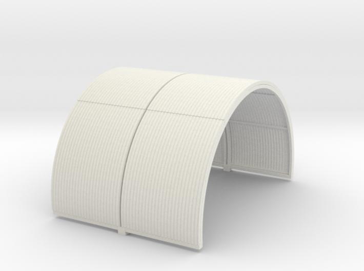 N-87-complete-nissen-hut-mid-16-36-1a 3d printed