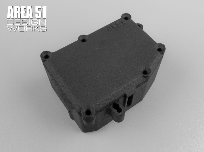 RC8B3 Large Receiver Box 3d printed