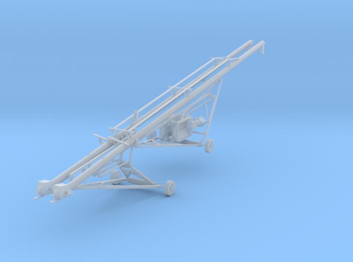 N Grain Auger x2 3d printed