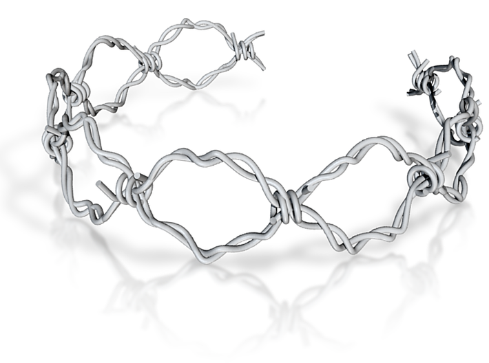 BARBED-WIRE 3d printed