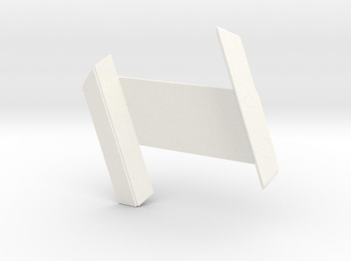 RDS Interlock - Receiver (solid) 3d printed