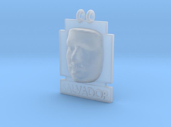 Cosmiton P Salvador Allende 25 mm 3d printed
