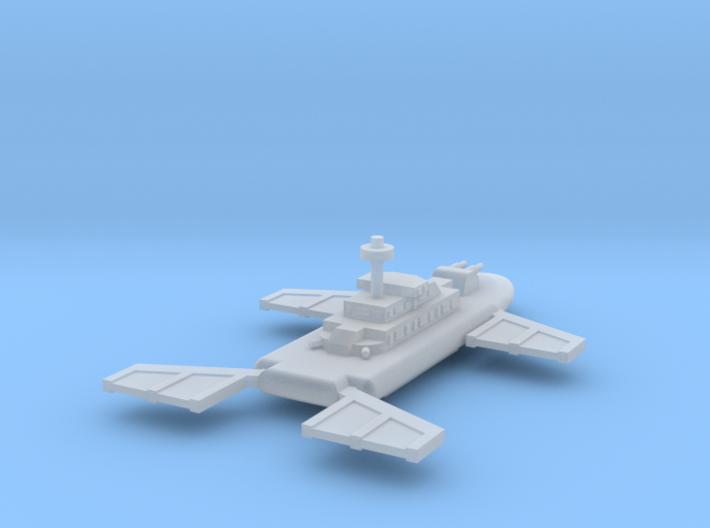 Chesapeake Cruiser 3d printed