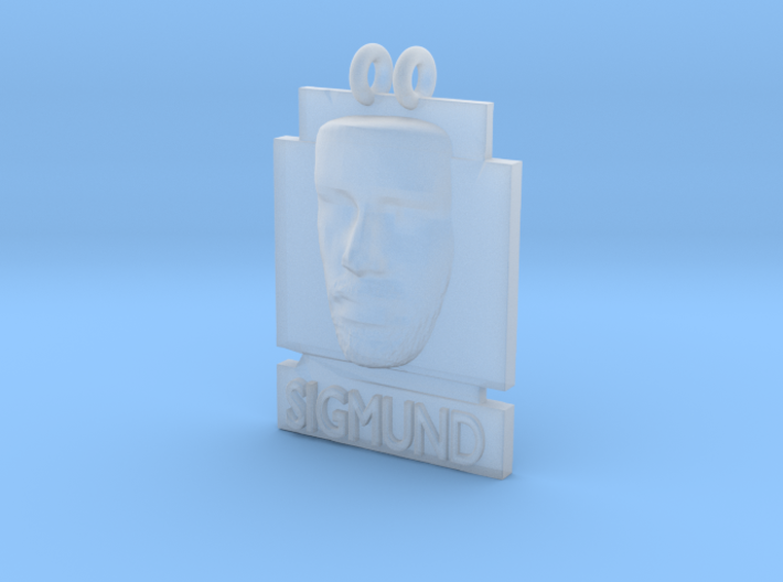 Cosmiton P Sigmund Freud 25 mm 3d printed