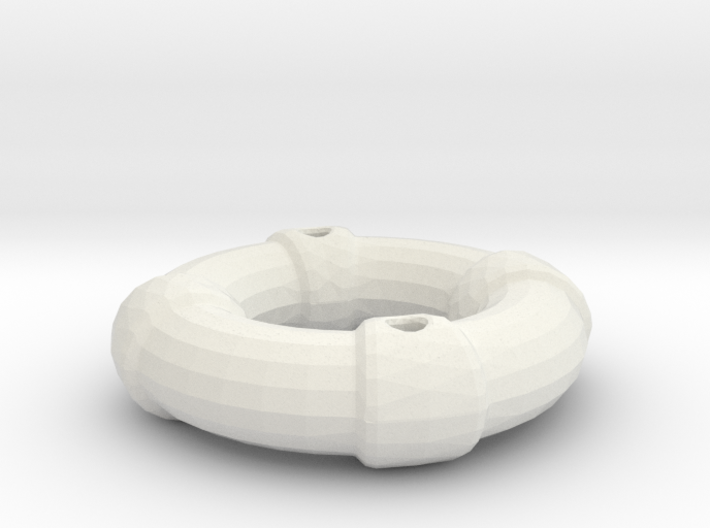 Schwimmring 3d printed