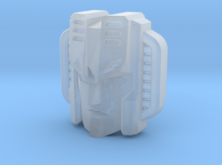 Seeker faceplate for Titans Return 3d printed
