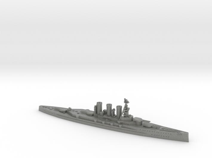HMS Tiger 1914 1/1250 3d printed