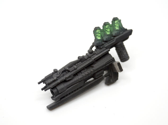 Lockdown Blaster (Studio Series) 3d printed