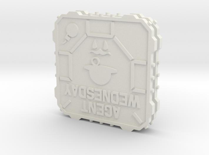asie_main_agent3_00 3d printed