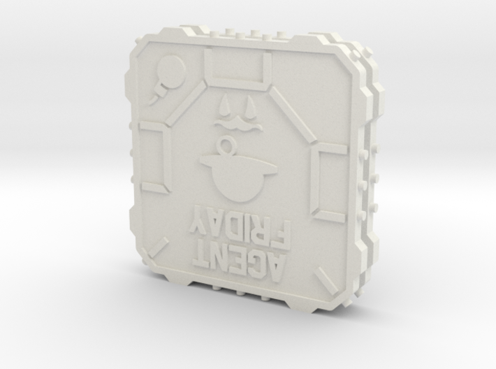 asie_main_agent5_00 3d printed
