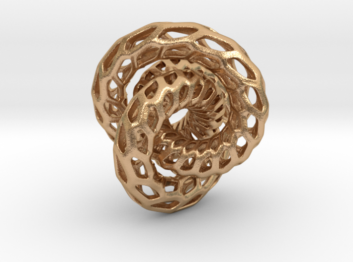 Omega Duo Structura. Strong, Bold, Complex 3d printed