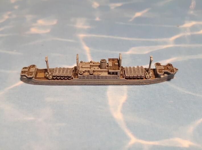 IJA Kibitsu Maru Landing Craft Depot Ship 1/2400 3d printed