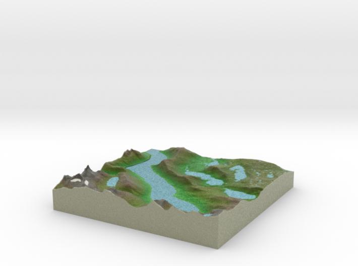 Terrafab generated model Sun Mar 04 2018 22:03:15 3d printed