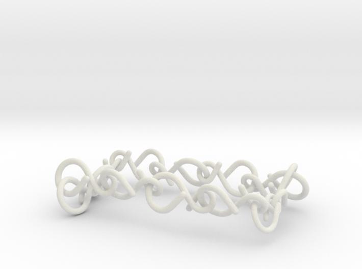 11 infinity bracelet (2) 3d printed