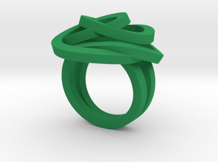 Mess Ring 3d printed