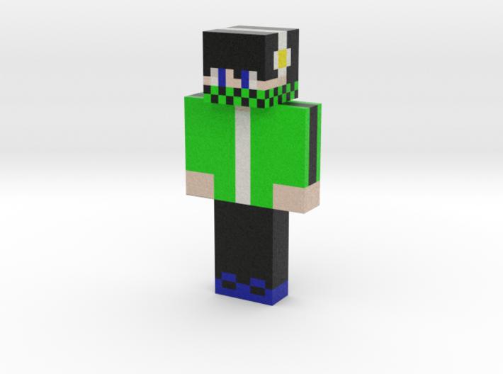 SkinseedSkin_1542765201115 | Minecraft toy 3d printed