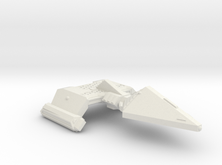 3125 Scale Neo-Tholian Heavy Frigate SRZ 3d printed