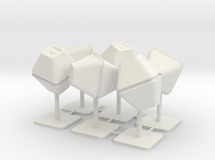 Taiidan Mines (6) 3d printed
