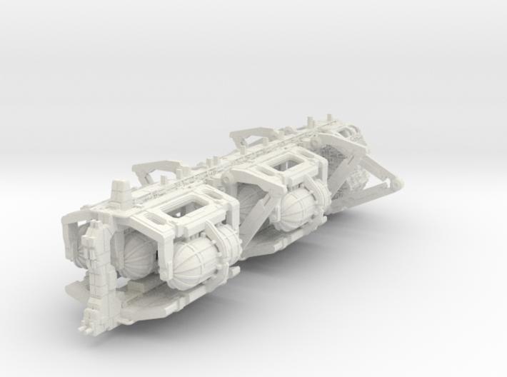 100mm Altor Class Replenishment Ship 3d printed