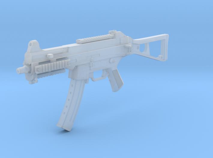 1/12th UMP9gun 3d printed