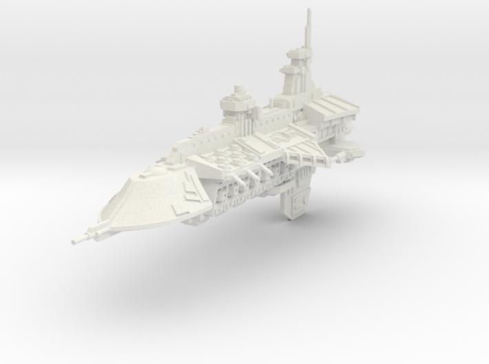 Gran Crucero clase Nephilim 3d printed