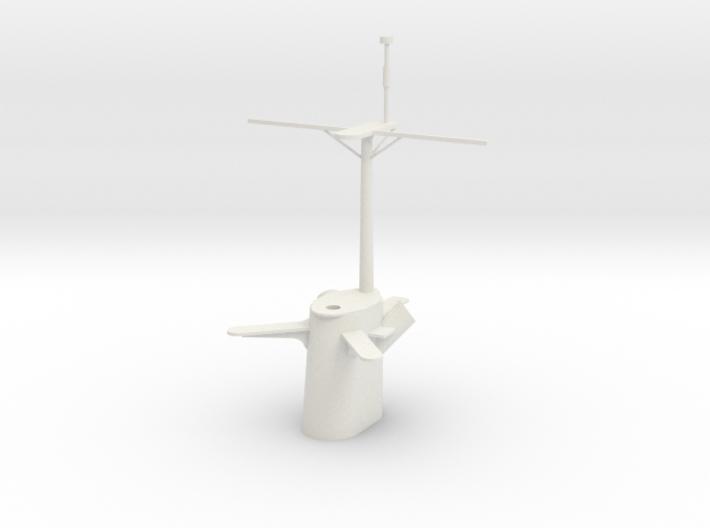 1/72 Brook Mast 3d printed